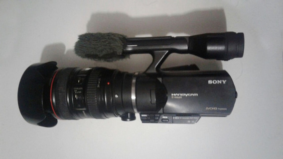 Filmadora Sony Camcorder Nex-vg20 Handycam(corpo)