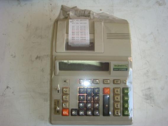 Calculadora General 2120 Pd / Pdf (semi-nova)