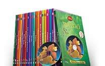 Clássicos Disney Para Ler E Ouvir - Pocahontas N. 19 Com Cd