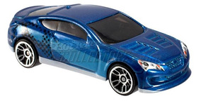 Hot Wheels Hyundai Genesis Coupe Fe 50/2011 Lacrada/blister