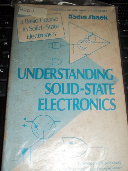 Understanding Solid State Electronics A Sef-teaching Course/