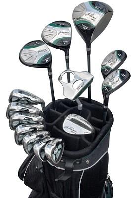 Set Compl Jack Nicklaus Grafito Senior Sin Bolsa - Buke Golf