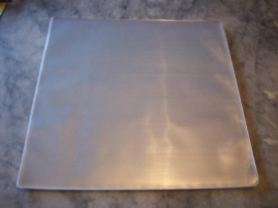 1 Kilo De Capas, Plásticos Externo Para Lp Disco Vinil 32x32