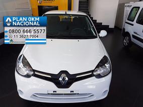 Renault Clio Mio 5p 0km Precio Plan Nacional Blanco 2016 4