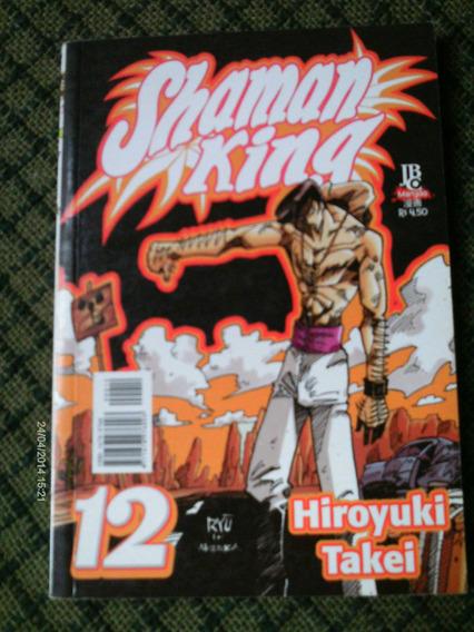 Shaman King 12 - Hiroyuki Takei - Jbc Mangas