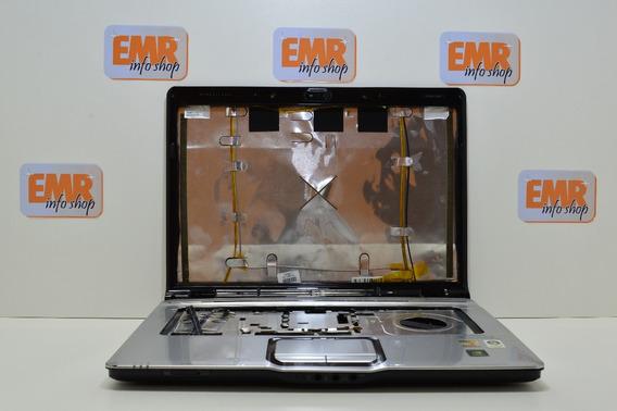 Carcaça Hp Dv6324us Completa C/web Cam, Touch Pad E Win Vist
