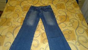Calça Jeans Billabong Azul Tamanho 40 Bom Estado