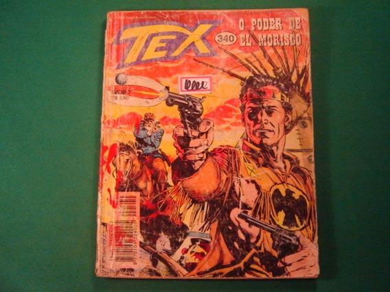 Tex - 340 - O Poder De El Morisco
