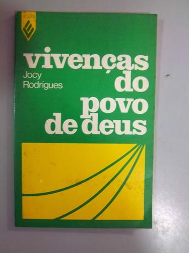 Vivenças Do Povo De Deus - Jocy Rodrigues