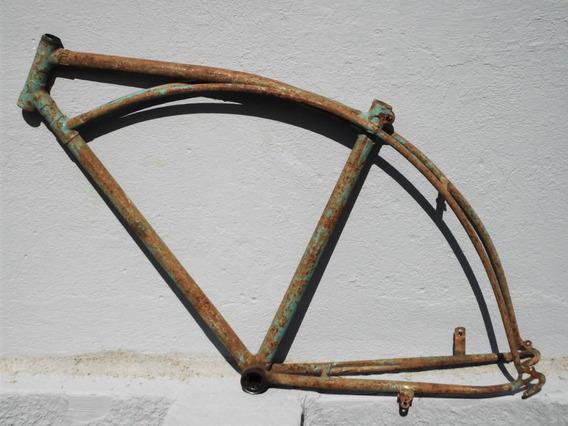 Quadro Bicicleta Caloi Arco Duplo