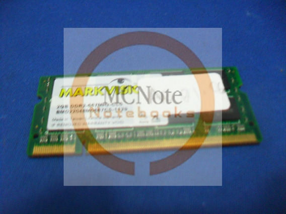Memoria 2gb Pc Desktop Compaq Presario All-in-one Cq1-1325br