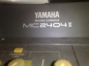 Mesa Yamaha 24 Canais Vitage Mc-2404 Ll