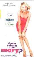Vhs Fita Filme Quem Vai Ficar Com Mary Cameron Diaz