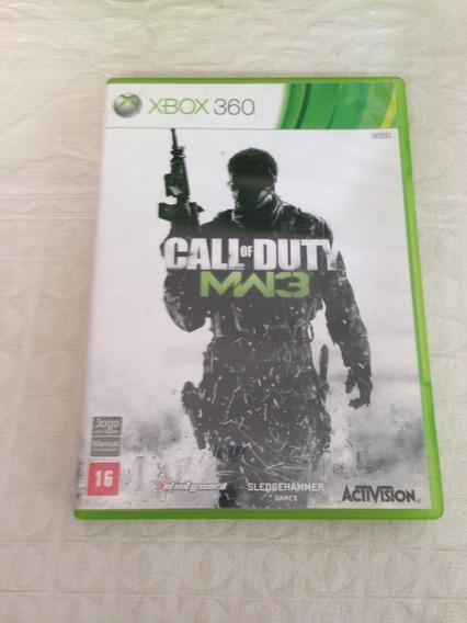 Call Of Duty Modern Warfare 3 Mw3 Xbox 360