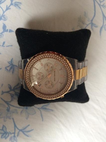 Relógio Michael Kors Original Usado Em Excelente Estado