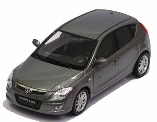 Miniatura Hyundai I30 Grafite 1/24