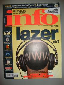 Revista Info Exame Ano 15 Nº 177 - Dezembro/2000