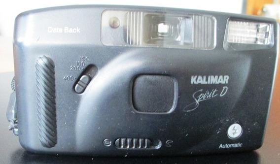 B2734 Máquina Fotográfica Kalimar Spirit D, Automática 35mm
