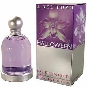 Perfume Para Mujer Halloween By Jesus Del Pozo ^^ 100ml