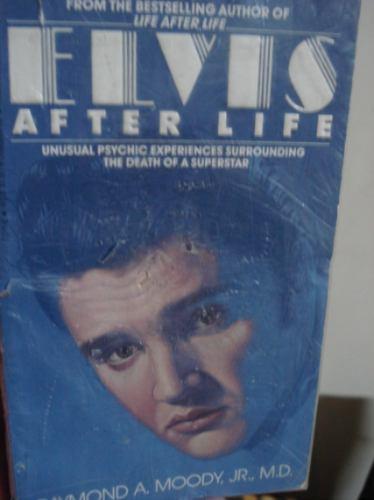 Elvis Presley After Life Relatos Importado Espiritismo Morte