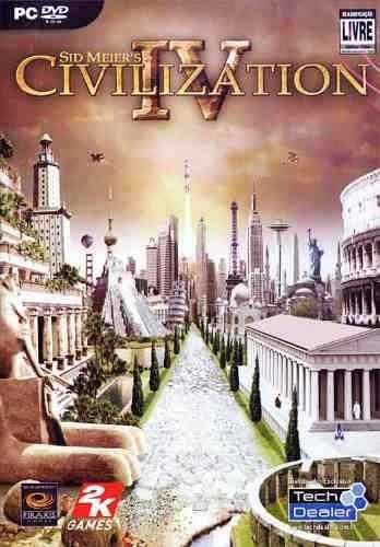 Game Pc Civilization 4