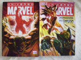 Universo Marvel! 2ª Série! Panini 2010! R$ 15,00 Cada!