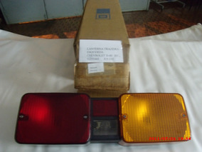 Lanterna Traseira Esquerda Chevrolet D-40 85/
