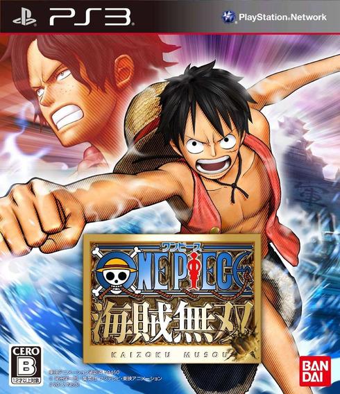 One Piece- Compre Já > Ps3- Pronta Entrega !!!!