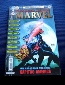 Revista Hq Grandes Heróis Marvel N° 3 Platinum 2000