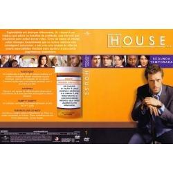House M.d 2ª Temporada 6 Dvds Box Original