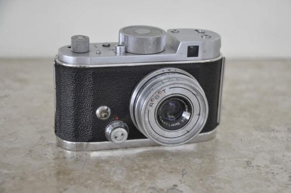 Câmera Fotográfica Para Filmes 35 Mm (raridade Alemã)