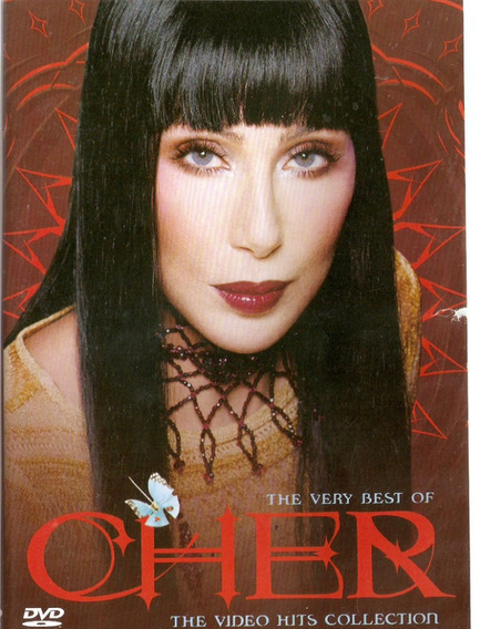 Dvd Cher - The Very Best Of - The Video Hits Collections -