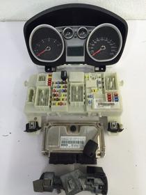 Kit Modulo Ford Focus 2.0 16v Flex Am55 12a650 Ed 0261s04703