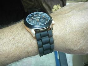 Relógio Unissex - Geneva - Quartz -