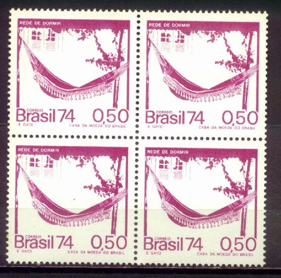 Quadra C-859 - Cultura Popular - Rede - 1974