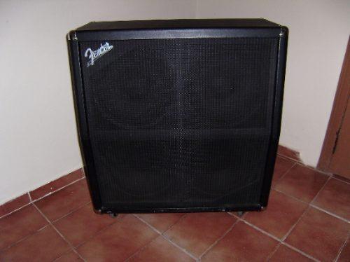 Fender Cabinete - Fm412 - Com 4 Falantes De 12