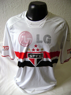 Camisa São Paulo Reebok Lg 2009 - Original