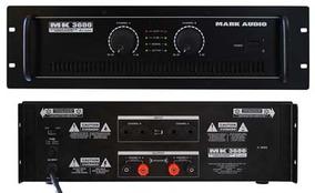 Amplificador Mark Audio Mk 3600 -600w (9720)