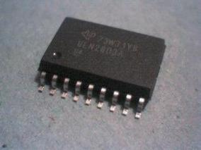 Uln 2803a Smd - Componente Eletronico Modulo Rf Pic Avr