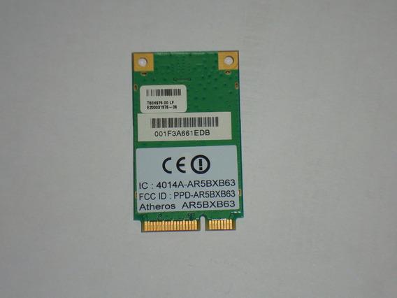 Placa Wireless - Notebook Acer Aspire 4520