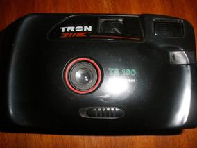 Câmera Fotográfica Antiga Tron Tr100
