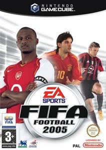 Game Cube Fifa 2005 - Original - Usado