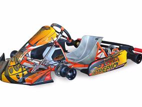 Chasis Karting Intrepid Rotax Dd2 Italiano 2015