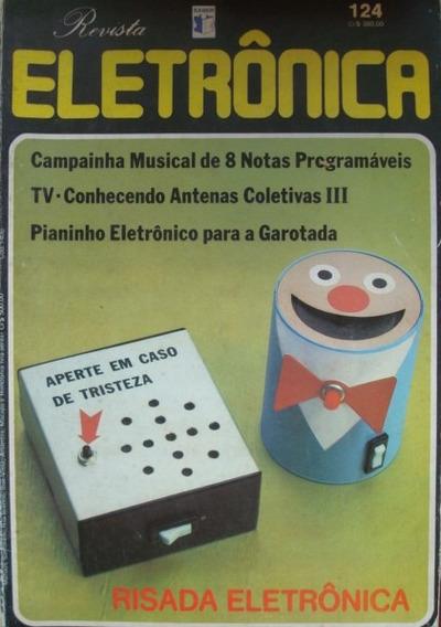 Revista Eletrônica No. 124.janeiro De 1983