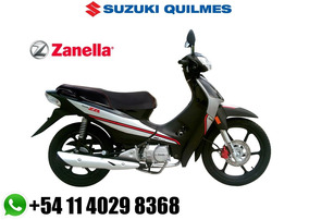 Zanella Zb 110 Base 0km Ya En Cuotas Con Dni