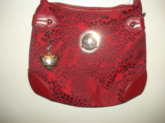Bolsa Betty Boop Estampa Oncinha Vermelha C/ Etiqueta