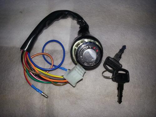 Llave De Contacto Suzuki Ax 100 - Dos Ruedas