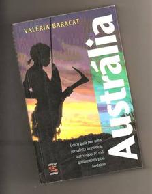 Livro Austrália - Valéria Baracat