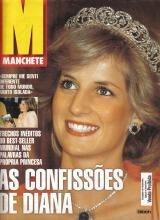 Manchete 2379 * Lady Di * Jane Fonda