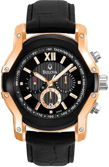Relógio Bulova Wintermoor 98b158 Orig Chr Anal